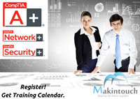 Get Certified with CompTIA